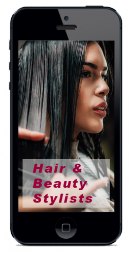 Smart Phone Hair and Beauty Apps