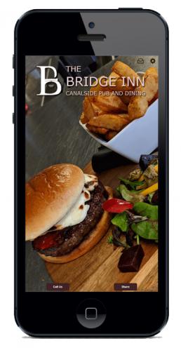 Smart Phone App for Restaurants