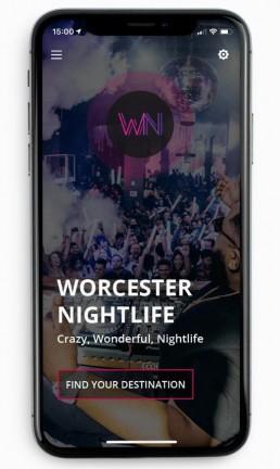 worcester nightlife app hot source